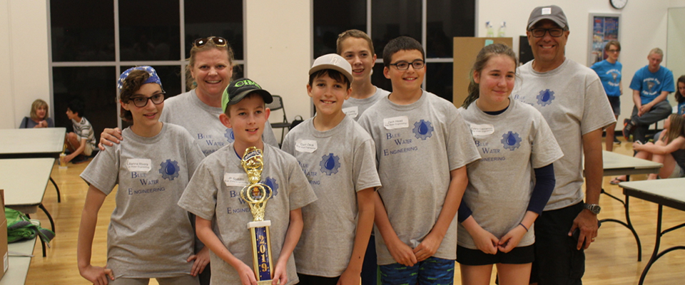 2019 MATE Arizona ROV Competition First Place