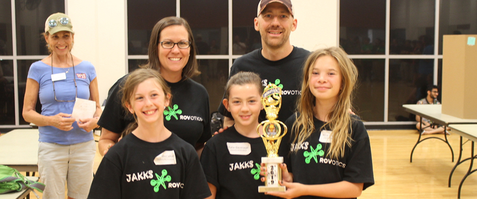 2019 MATE Arizona ROV Competition Third Place